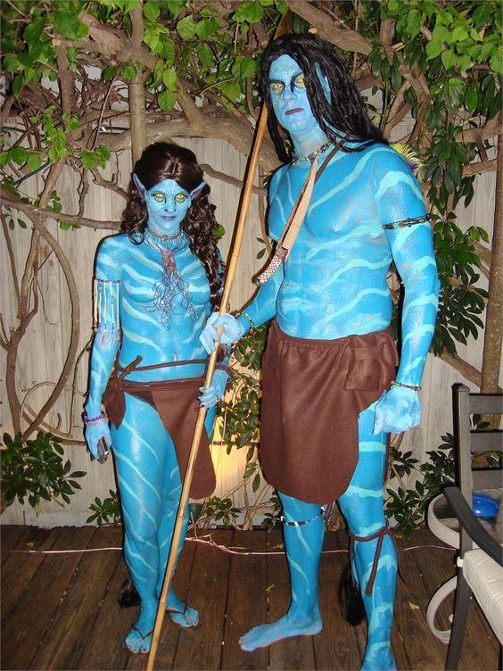 avatar halloween costume - Google Search