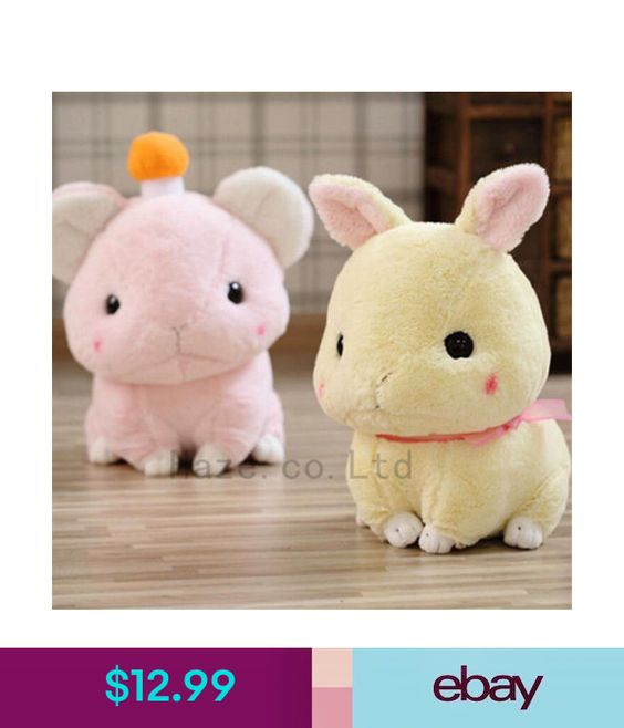 30//40cm Kid Cute Lop Bunny Flying Rabbit Doll Stuffed Animal Soft Plush Toy Gift