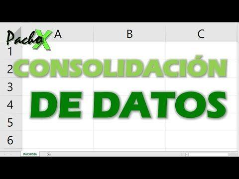 Cómo Fusionar Varias Hojas De Datos En Una Sola Hoja De Excel 2010 Y 2007 Youtube Hojas De Cálculo Trucos De Excel Aprender Informatica