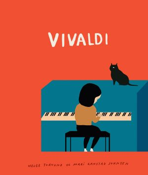 Vivaldi by Helge Torvund. Really nice spare illustrations. I don't actually own this one yet, but I'm searching for a copy. Love what I've seen online.