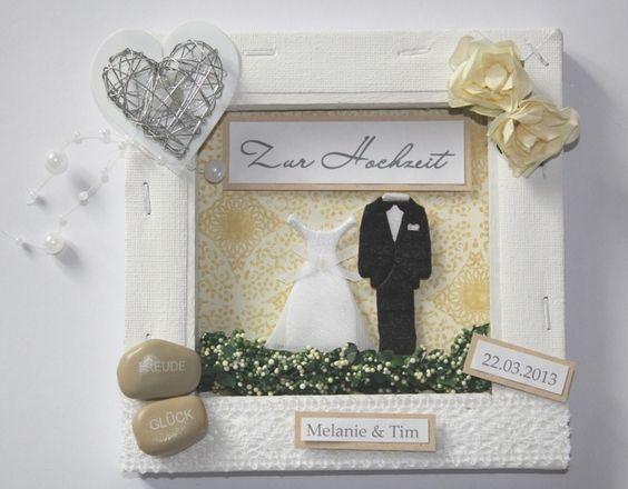 Geldgeschenk zur Hochzeit  Cadeau  Pinterest  Hochzeit, Produkte ...