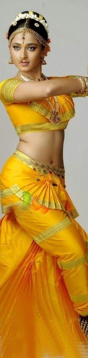 Bailarina india