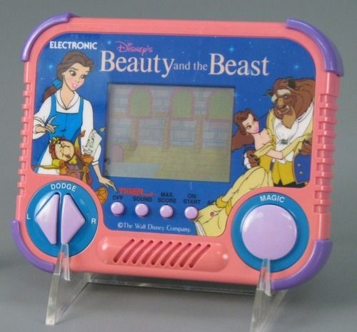 I had this and little mermaid.