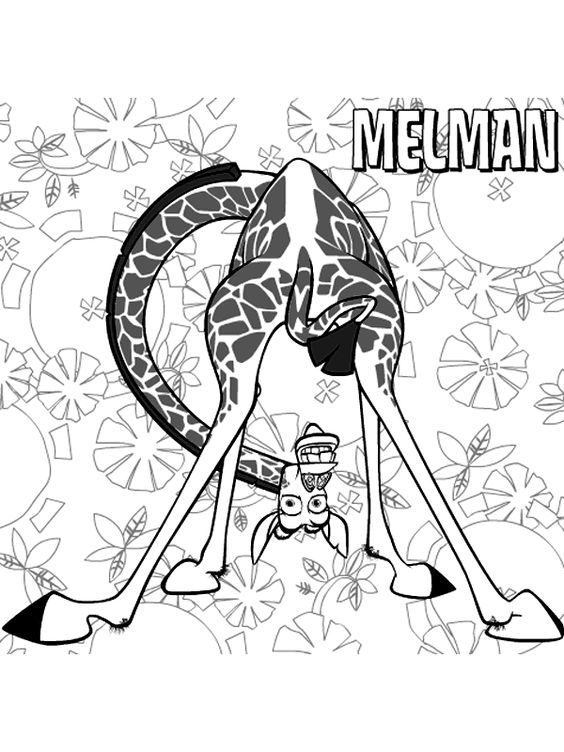 999 coloring pages - madagascar 999 coloring pages coloring animals bugs
