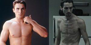 Las 12 Más Impactantes Transformaciones De Actores De Hollywood Para Una Pelicula