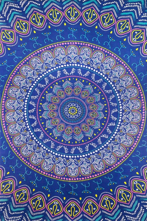 wallpapers hippie mandala - photo #19