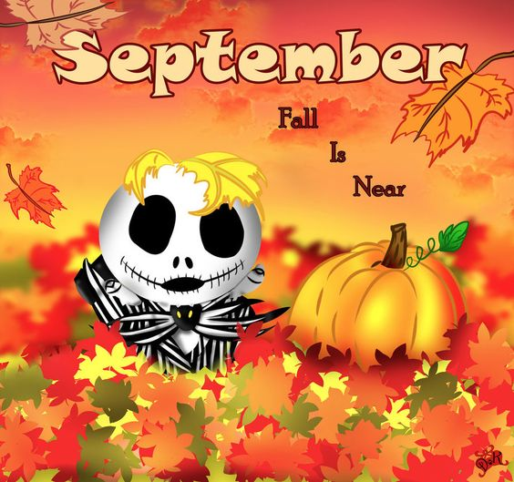 September-Fall Is Near by DK-DarkKitty on DeviantArt