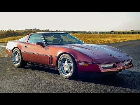 A 1988 Callaway Corvette C4 Corvette Corvette C4 Callaway Corvette