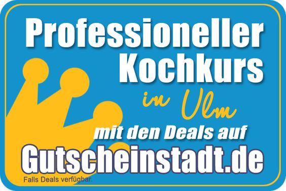 Professioneller Kochkurs in Ulm mit Gutscheinstadt