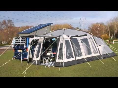 Tent & Khyam Motordome Sleeper 380 | Ridgi-dome | Khyam Tents | Igor ...