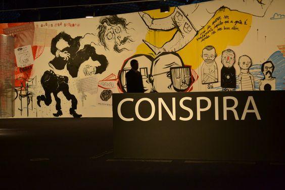CONPIRA- MON- Exposição Paulo Leminski