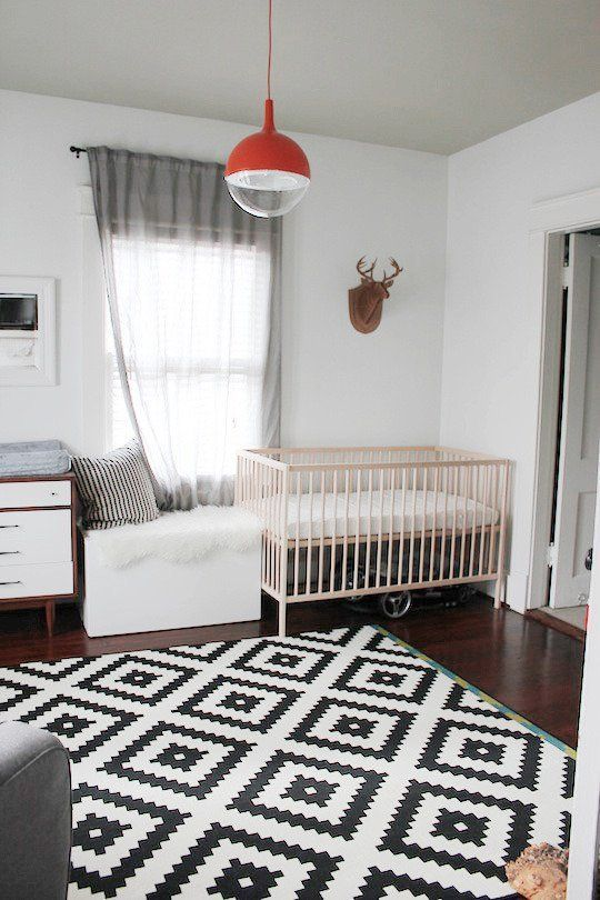 In The Running For The World S Most Popular Crib Ikea S Sniglar Popular Cribs Nursery Neutral Gender Neutral Nursery