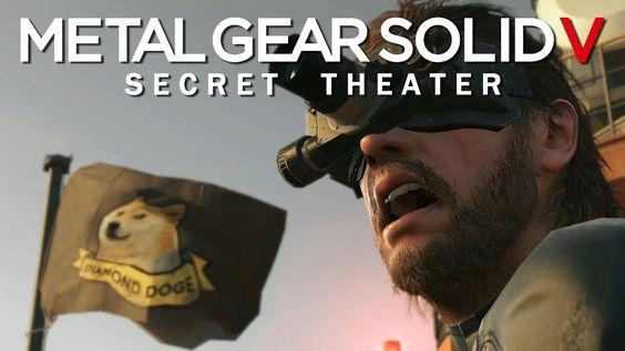Kept You Waiting huh? Secret Theater. #MetalGearSolid #mgs #MGSV #MetalGear #Konami #cosplay #PS4 #game #MGSVTPP
