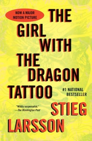 The Girl With the Dragon Tattoo - 1st Book  Very Intense, Sometimes Disturbing, but a book I couldn't put down.  Couldn't wait for the next one!  Just saw the movie - it was really well done!