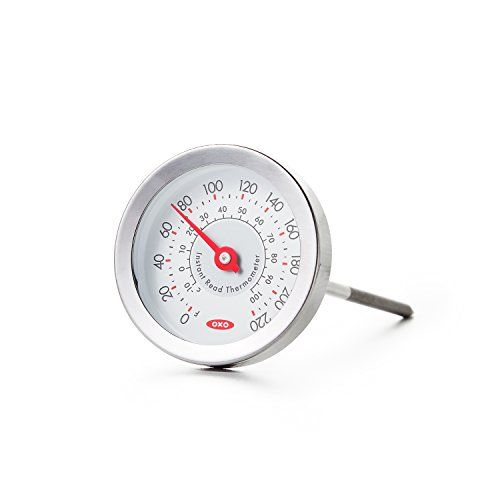 OXO Good Grips Chefs Precision Analog Instant Read Meat Thermometer