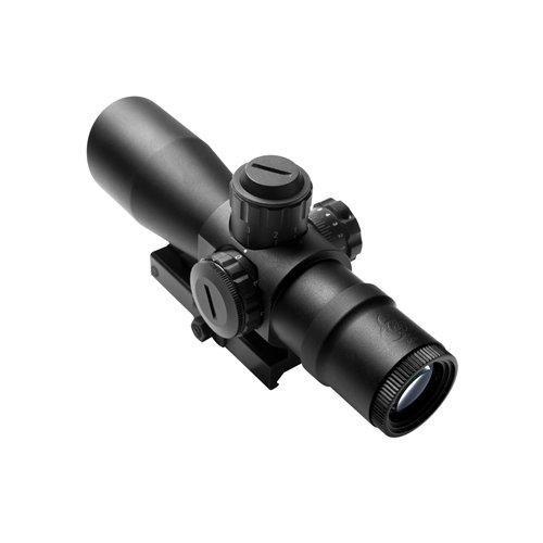 NcStar Zombie Stryke Rifle Scope Biohazard Reticle, 4 x 32-Inch, Black - $49.97 shipped (lightning deal)