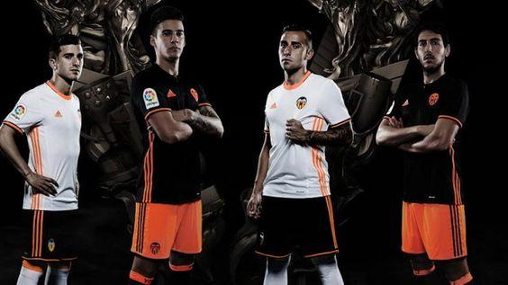 Ceci est le nouveau Maillot de foot Valence pas cher pour la saison 2016/2017;: