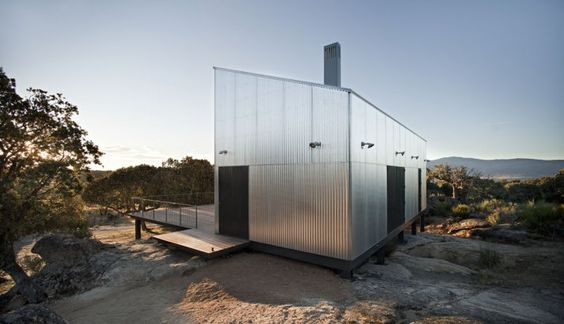 Garoza House, Spain,Herreros Arquitectos