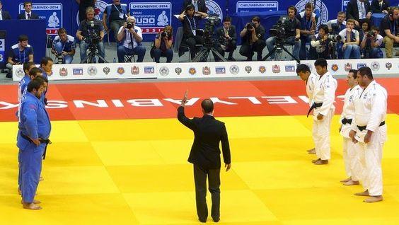 Blog Esportivo do Suíço: Brasil termina Mundial de judô por equipes sem medalhas