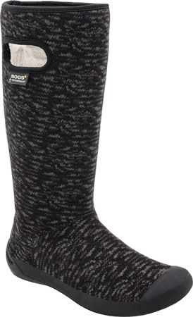 Bogs Summit Knit -- in  black, brown, red, or green