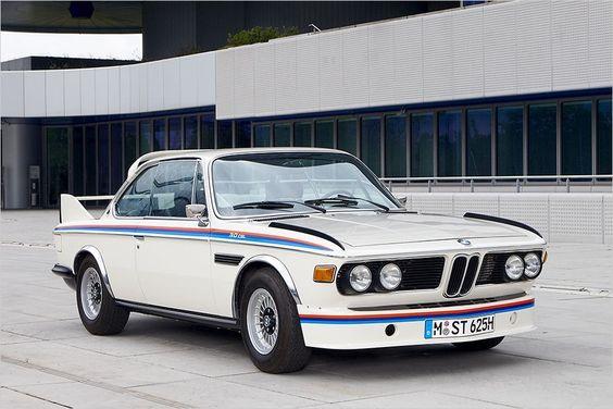 Sportwagen der 70er, oder ein BMW 3.0 CSL