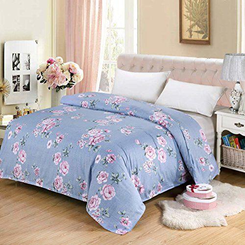 Uydbksjabm Cotton One Piece Cotton Quilt Cover Denim Quilts Duvet Cover F 220240cm 87x94inch Bed Blanket Duvet Home