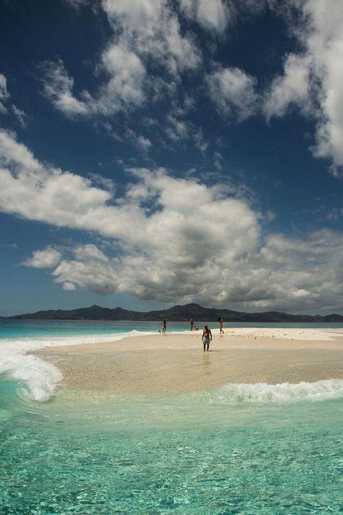 Mayotte, un paradis de l'océan Indien.