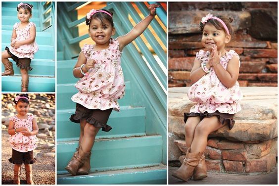 Create Kids Couture: Cute Tops, Kids Clothes, Brittany S Bubble, Punks Create, Shirred Top, Kids Couture, Create Kids, Girls Tops