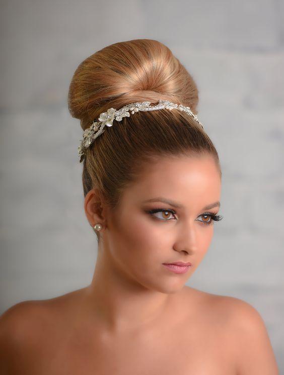 Paisley B Designs Style 2054 Headpiece
