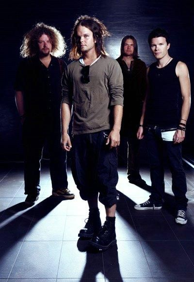The Rasmus  there was a time i used to listen to them ^^