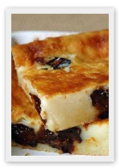 Recette bretonne du Far Breton facile à cuisiner et succulent !