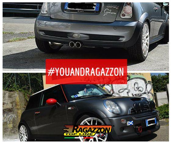 #YouAndRagazzon   - Amedeo Borlasta