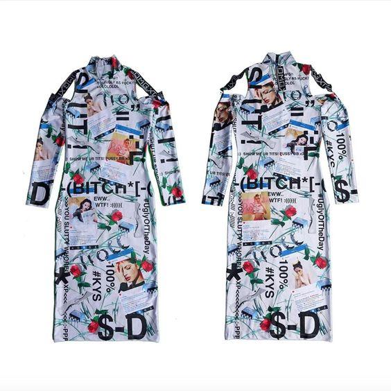 Het kledingmerk dat Abu Ghraib-shirts en trainingspakken van Kim Jong-un maakt…