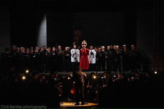 #Tosca , sin duda una de las mejores operas del 2015. Gracias @socjaime @TeatreCasal @OperaActual @operaworld_es