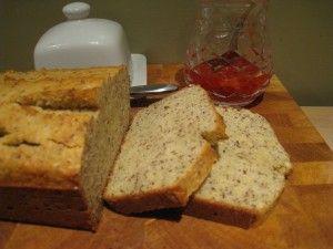 Flax Seed Bread Recipe - #paleo