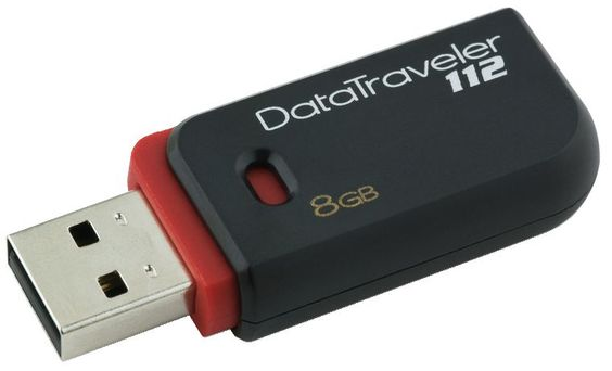 8GB USB flash drive, £5.99 available at Clas Ohlson