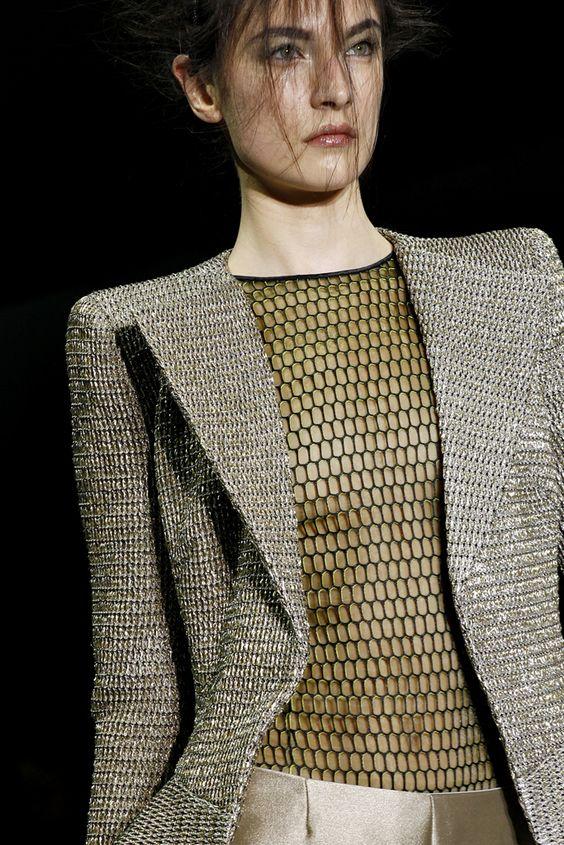Armani Privé Spring 2012 Couture