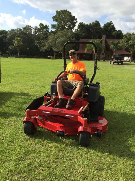 big dog diablo. another happy owner of a 2014 diablo! great job to the villages mower and repair big dog diablo