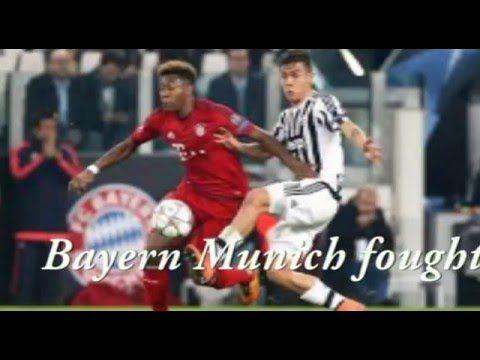 Bayern Munich fought back