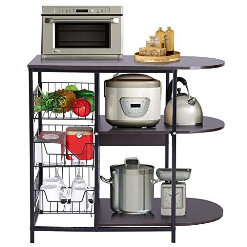 Mostbest 4 Tier Kitchen Baker S Rack Oven Stand Strong Metal
