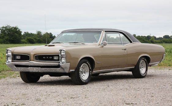1966 Pontiac Gto Hardtop Coupe Auburn Fall Pontiac Gto Gto Pontiac