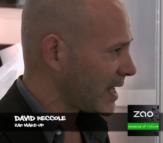 Esthetiworld 2015 Milan David Reccole, créateur de la marque, présente Zao Make Up https://youtu.be/BJSbcIxQXuY #zaomakeup #makeupbioaddicted