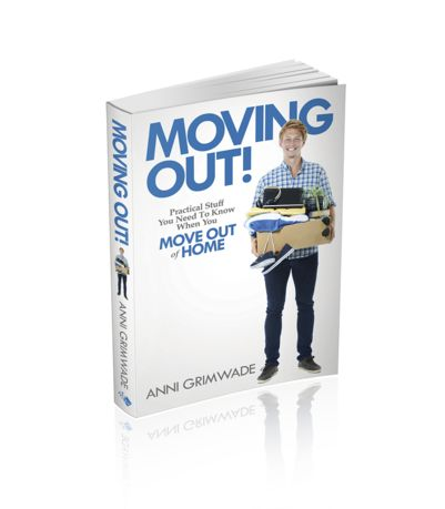 3D Book Design for #Author Anni Grimwade for $5. #Fiverr