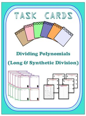 Division Worksheets : synthetic division worksheets pdf Synthetic ...