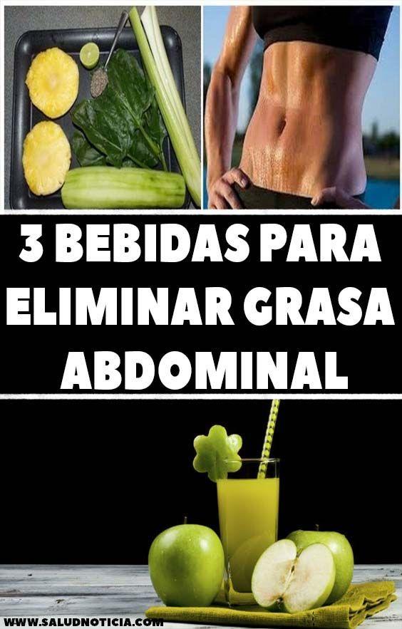 Dieta para quemar grasa abdominal y bajar de peso