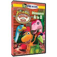 Dinosaur Train: Dinosaurs A to Z DVD - shopPBS.org ($12.99)