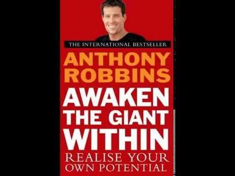 [ Anthony Tony Robbins ]  Awaken The Giant Within Audiobook Unabridged