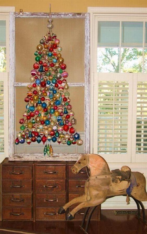 30 Creative and Amazing DIY Christmas Trees Anyone Can Make