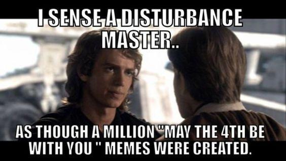 Star Wars Memes With Images May The 4th Star Wars Memes May