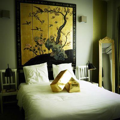 Juan les Pins - Mademoiselle hotel